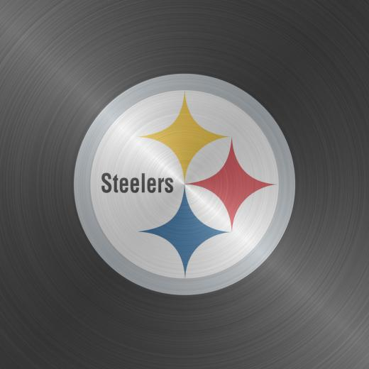 iPad Wallpapers with the Pittsburgh Steelers Team Logos Digital