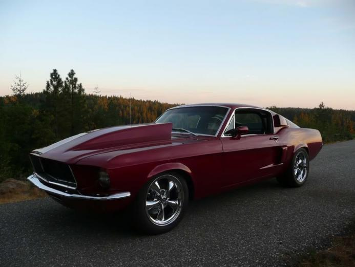 1968 mustang fastback project for sale wallpaper My 1968 Mustang
