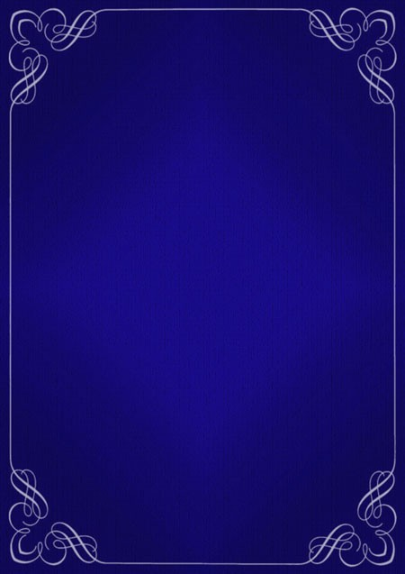Dark Blue Border Backgrounds and card fronts