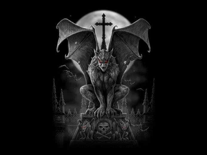 35 Stunning HQ Gothic Art Wallpapers HybridLava Page 2HybridLava