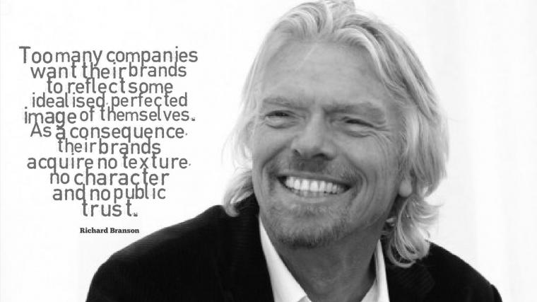 Richard Branson Quotes Wallpaper 10855   Baltana