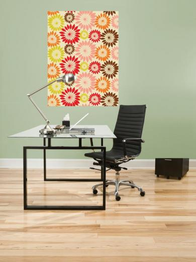 to Color Pizzazz Wallpaper Collection   HGTV HOME by Sherwin