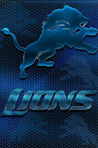 Detroit Lions 2012 Heavy Metal Wallpaper Download Wallpaper