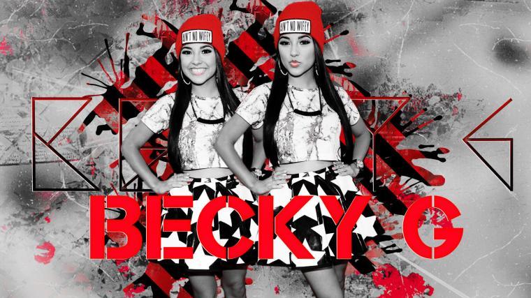 Wallpaper Becky G by LittleLolitaCute