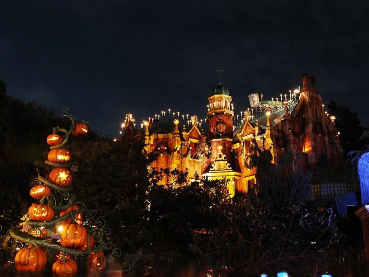 Disney Halloween Wallpapers HD
