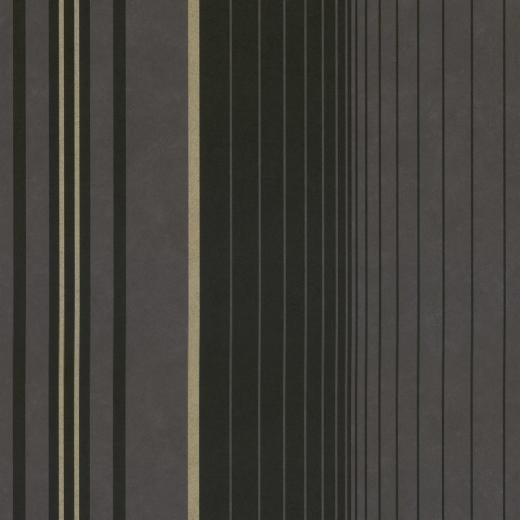 Gold And Black Striped Wallpaper Buy caselio coco stripe wallpaper