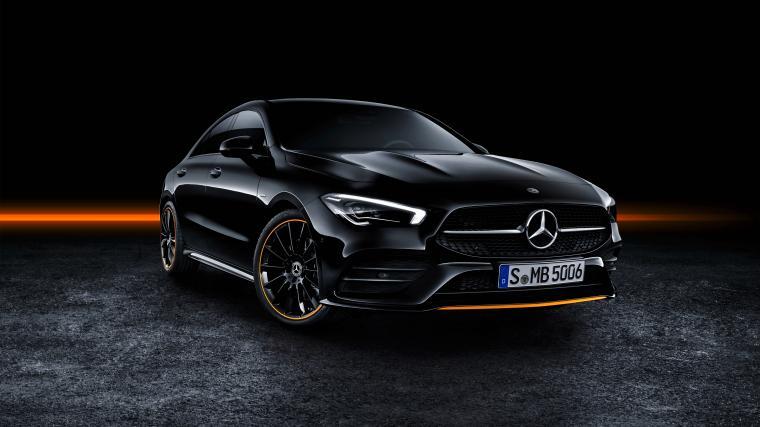 Mercedes Benz CLA Class 4k Ultra HD Wallpaper Background Image