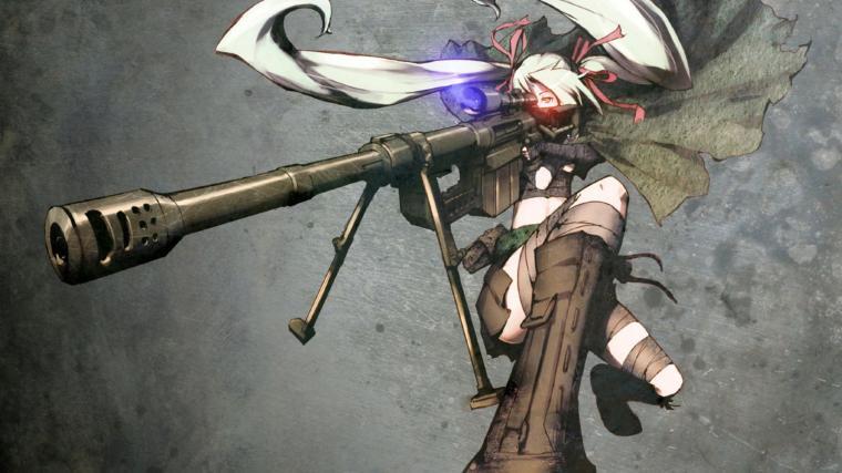 Anime sniper Wallpaper 8455