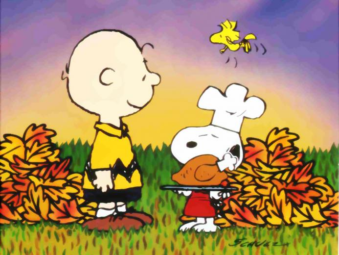Snoopy Thanksgiving Wallpaper Peanuts Snoopy Thanksgiving Computer