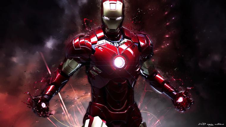 Ironman by Wekyx