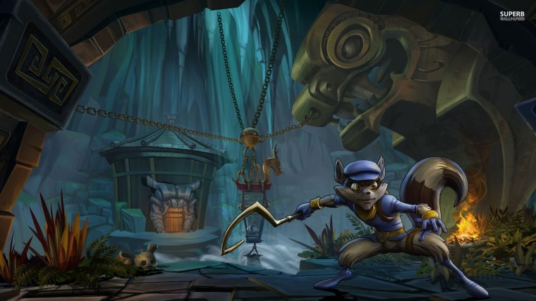 Sly Cooper Thieves in Time Wallpaper Game Wallpapers 1920x1080PX