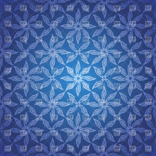 Wallpaper pattern   blue background download royalty free vector