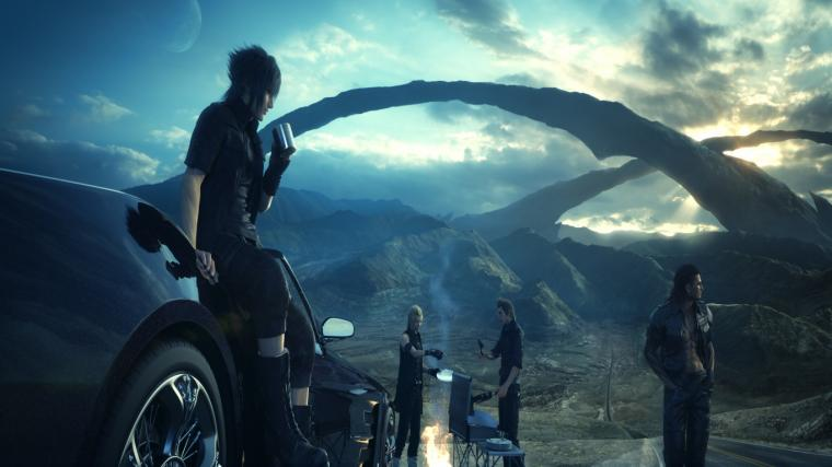 Download Final Fantasy XV Video Game Movie 2015 HD Wallpaper Search