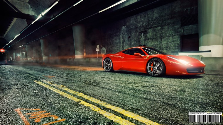 Ferrari 458 Italia Wallpapers HD Wallpapers