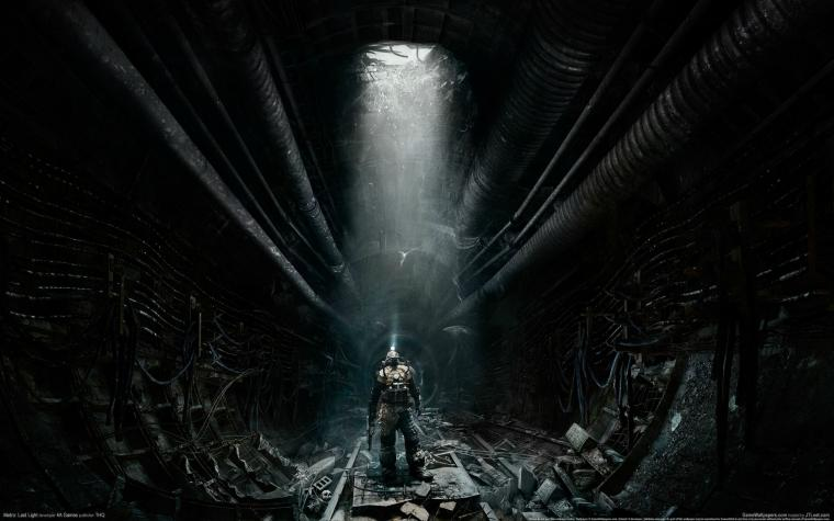 52 Metro Last Light HD Wallpapers Background Images   Wallpaper