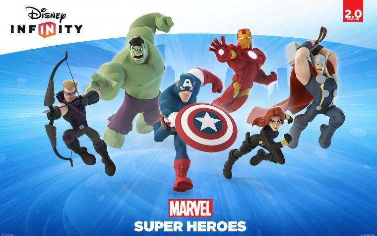 Disney Infinity Marvel Super Heroes Wallpaper   HD Wallpapers Desktop