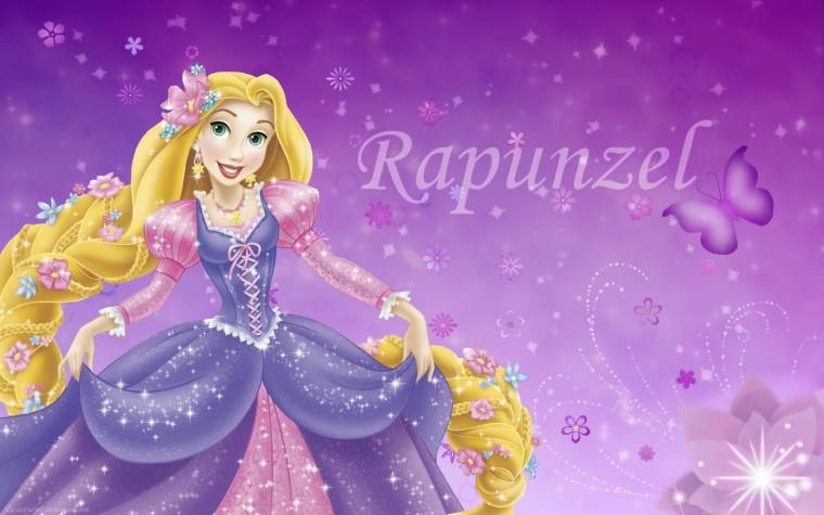 Rapunzel de Disney Wallpaper Disney Princess Rapunzel