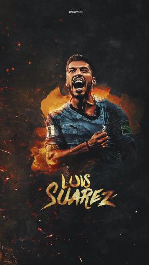 mesqueunclubgr Wallpaper Luis Suarez