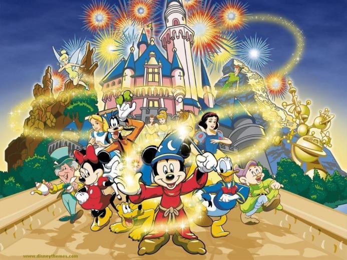 Disney Cartoon wallpaper   Classic Disney Wallpaper 14020707