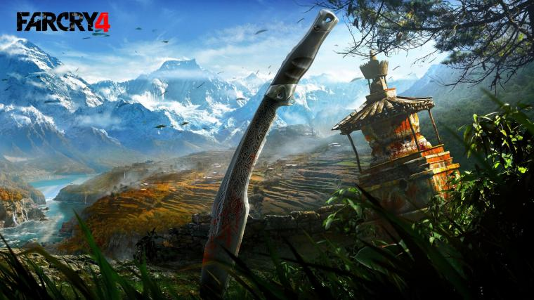 Far Cry 4 Poster Wallpapers   2048x1152   1070821