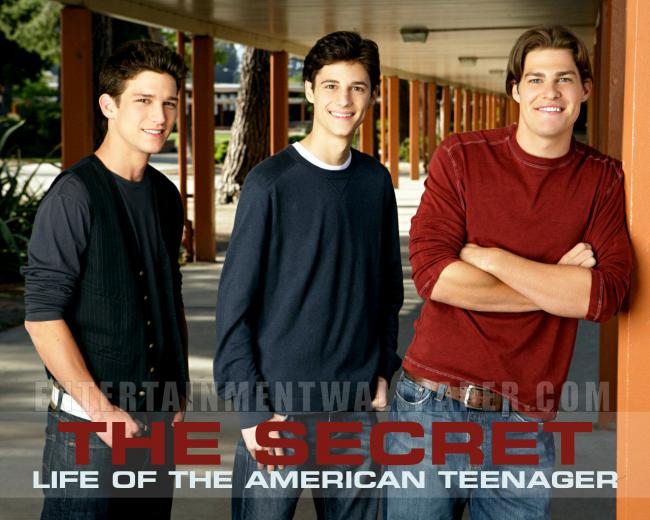 The Secret Life of the American Teenager Wallpaper   20018477