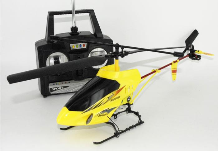 Types Of Remote Control Helicopter