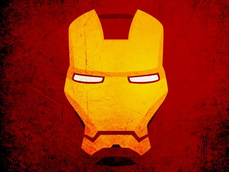 Iron Man Mask by chryNatsuki