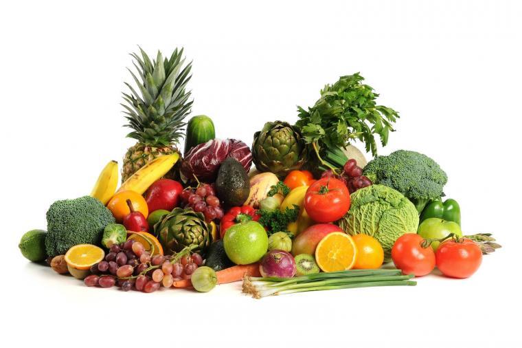 fruits and vegetables   FruitsVegetables Wallpaper