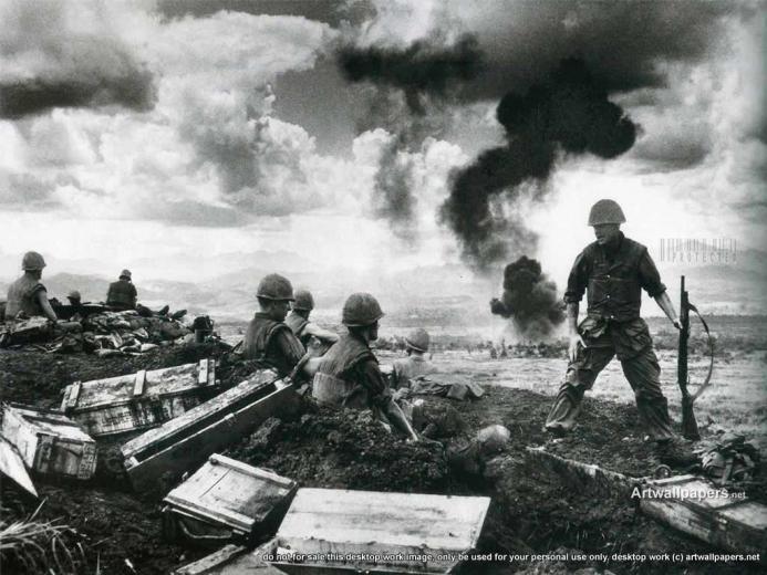 Vietnam War Wallpaper Download 1024 x 768 800 x 600 Posters