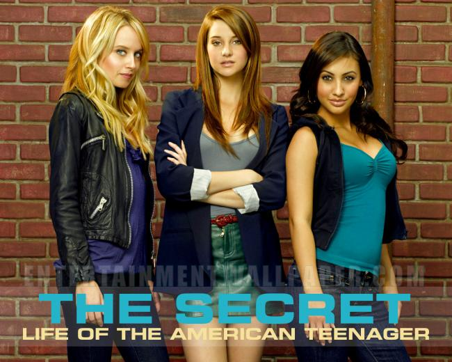 The Secret Life of the American Teenager Wallpaper   20019027