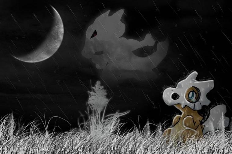 Cubone   Pokemon Wallpaper