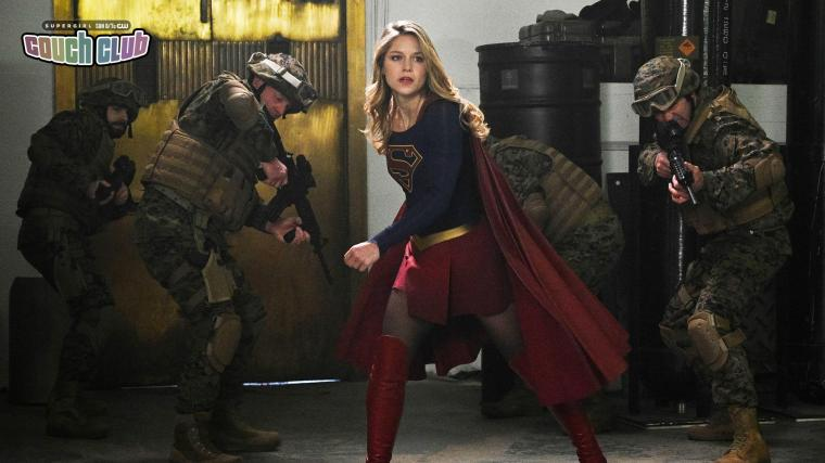 Supergirl Whats So Funny About Supergirl vs the Elite DC