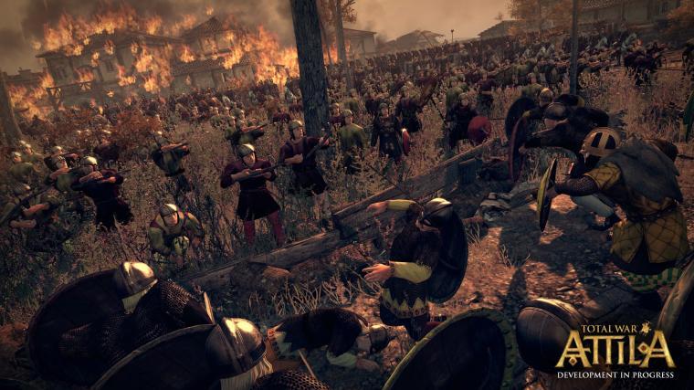Wallpapers] Total War Attila   Strategy Academy