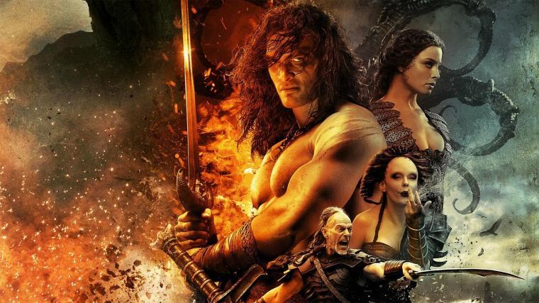 Movie   Conan The Barbarian 2011 Conan The Barbarian Wallpaper