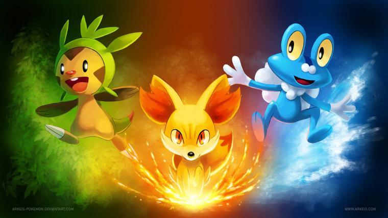 Pokemon Wallpaper 1920X1080 213635
