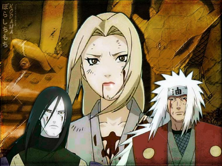 Naruto Tsunade Wallpapers