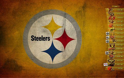 2010 Pittsburgh Steelers Wallpaper Schedule   Images and videos