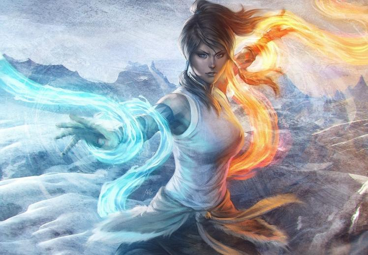 115 Avatar The Legend Of Korra HD Wallpapers Background Images
