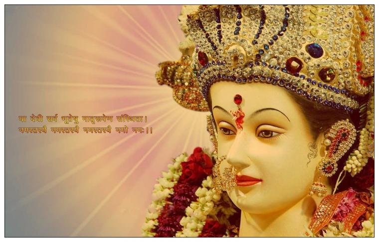 Download Maa Durga Photos Amazing HD Wallpaper   Festival Chaska