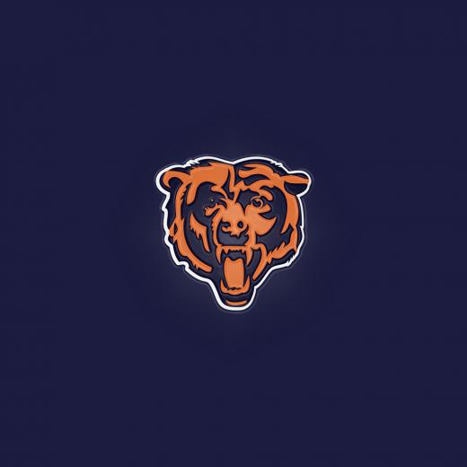 Chicago Bears Team Logos iPad Wallpapers Digital Citizen