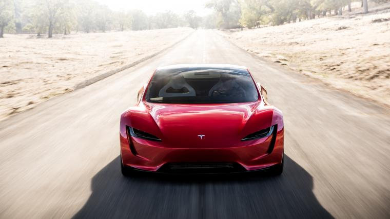 2020 Tesla Roadster 4K 4 Wallpaper HD Car Wallpapers ID 9105