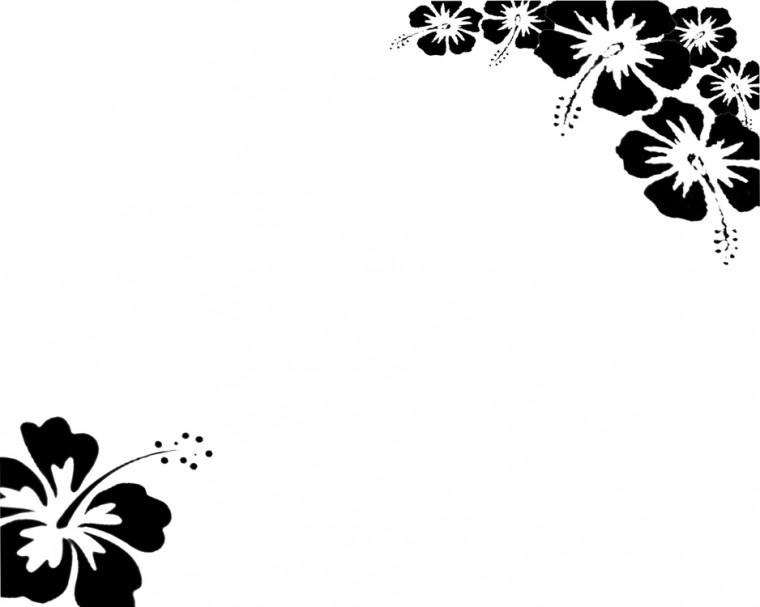 Wallpapers black white flower wallpaper by revenniaga customize