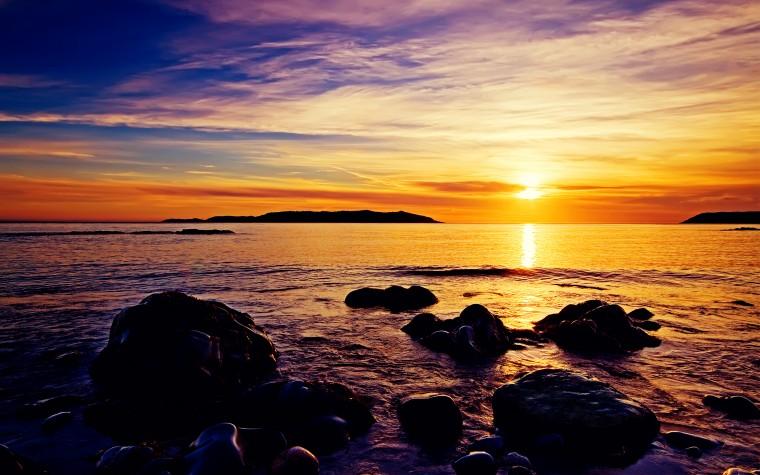 Sunrise Beach Wallpapers HD Wallpapers
