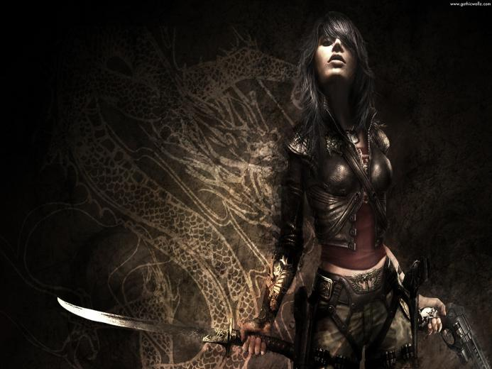 Gothic Wallpaper   Dark Art Girls   HQ Goth   Desktop Backgrounds
