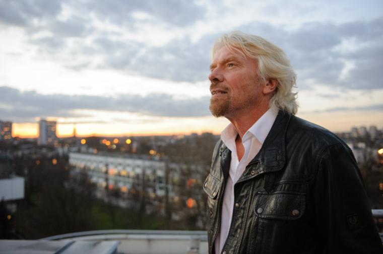Richard Branson Wallpapers Hq