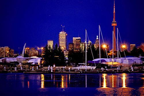 Torontoskylinewallpaperhd