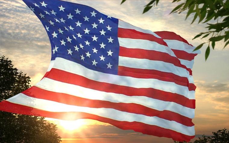 USA American Flag Wallpaper 13065 Wallpaper Cool Walldiskpapercom