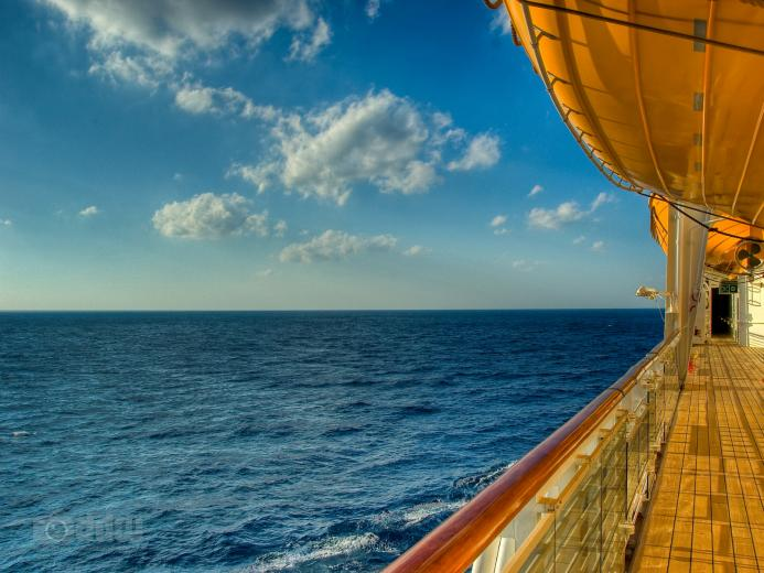 Disney Cruise Deck Desktop Wallpaper 1600 x 1200