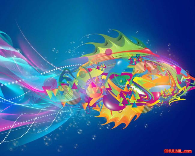 High Resolution 3D Beautiful Colourful Wallpapers For Desktop