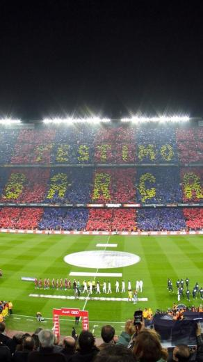 wallpapers HD   Camp Nou Barcelona Football Stadium Backgrounds